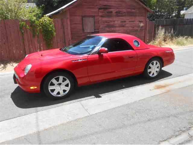 2002 Ford Thunderbird | 999762