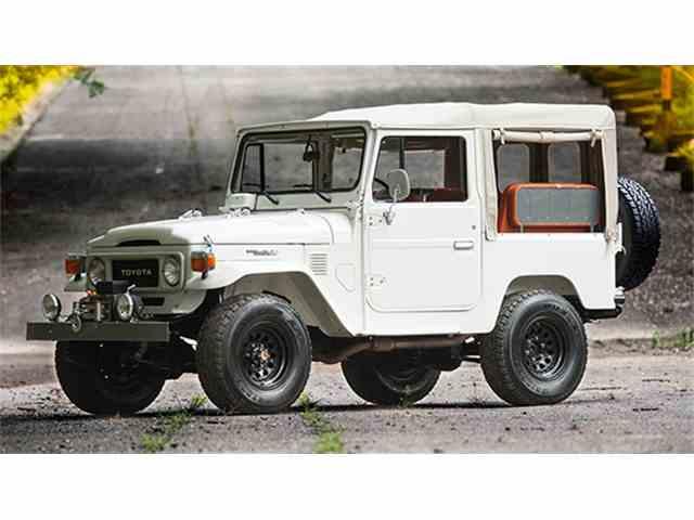1983 Toyota Land Cruiser FJ | 999765