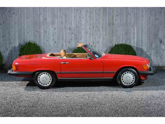1989 Mercedes-Benz 560 | 999766