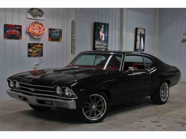 1969 Chevrolet Chevelle SS | 999770