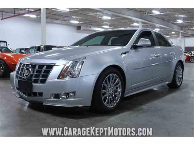 2012 Cadillac CTS | 999775
