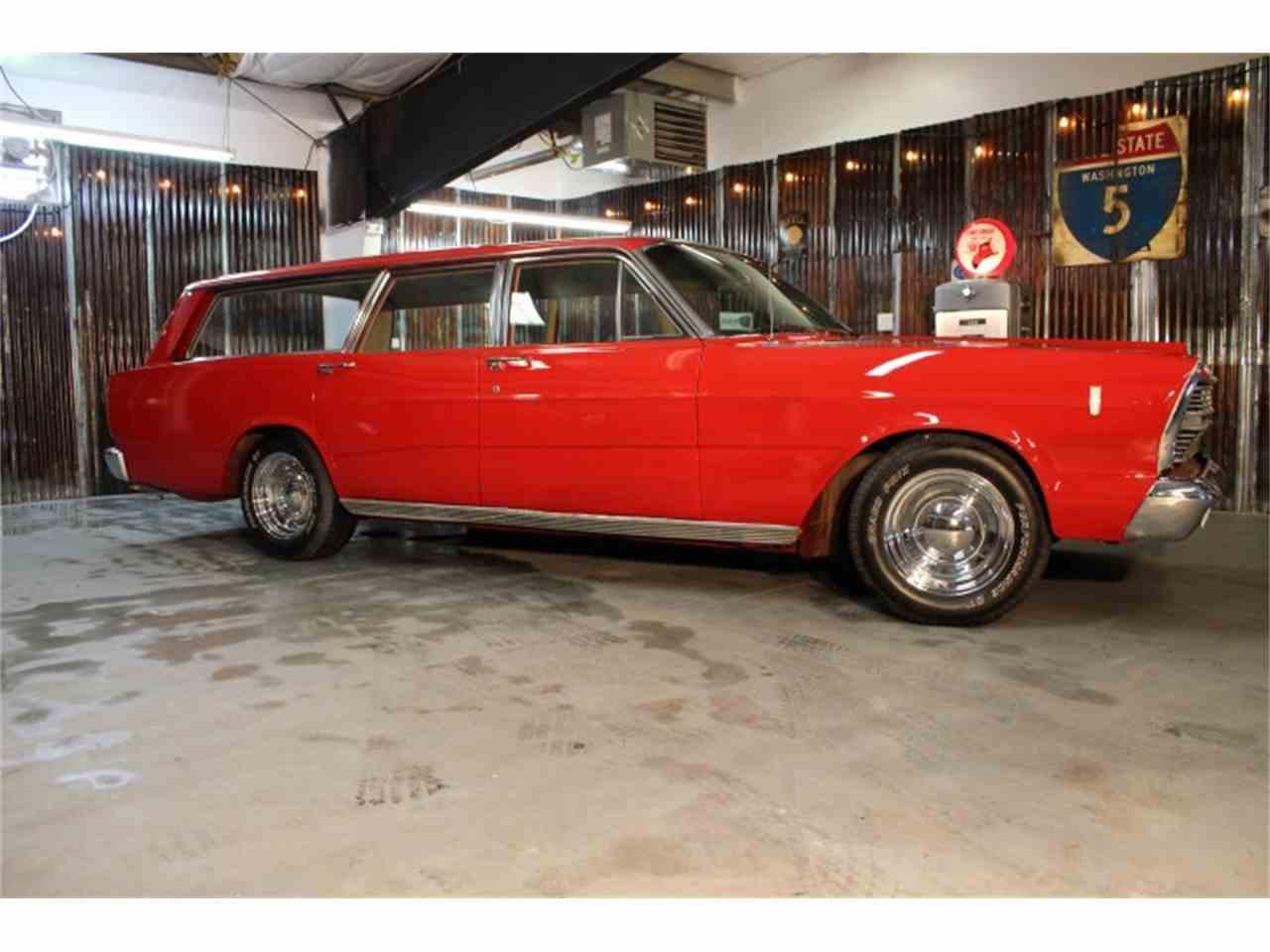 1966 Ford Fairlane Wagon 64789   ENEWS