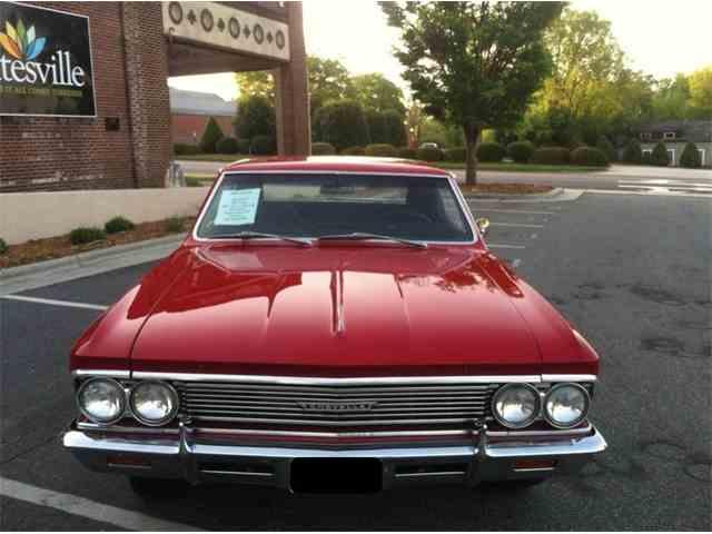 1966 Chevrolet Chevelle Malibu | 999781