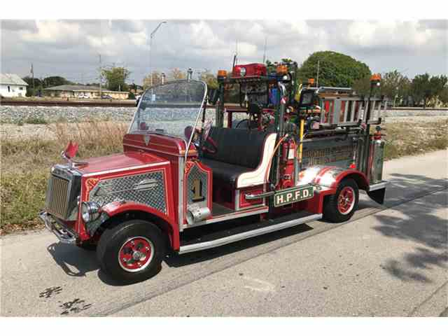 1938 Allis-Chalmers Custom Fire Truck | 999782