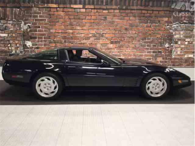 1992 Chevrolet Corvette   999786