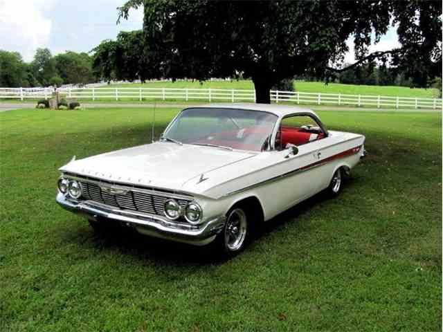 1961 Chevrolet Impala   999791
