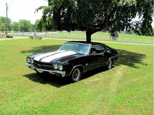 1970 Chevrolet Chevelle SS | 999793