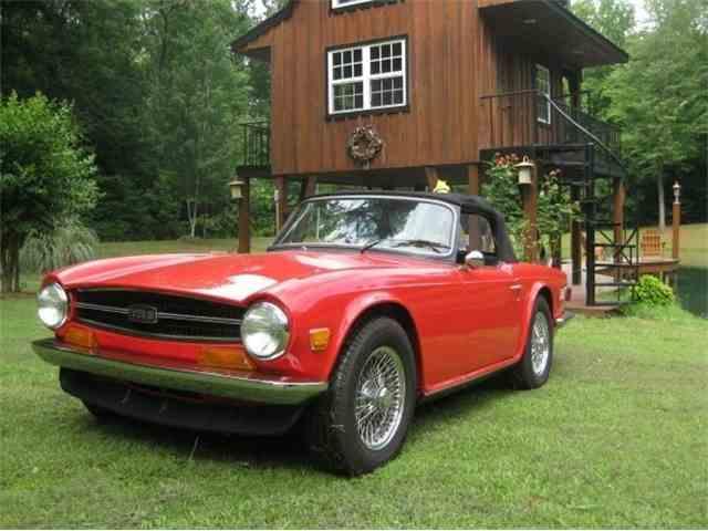 1973 Triumph TR6 | 990098