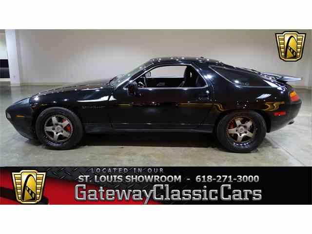 1987 Porsche 928 | 999801