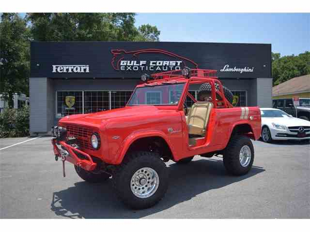 1966 Ford Bronco | 999808