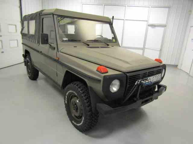 1991  Steyr-Daimler-Puch 230 GE | 999813