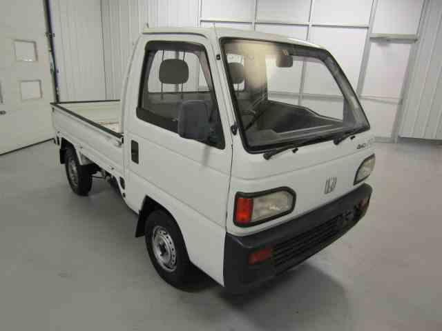 1990 Honda ACTY | 999822