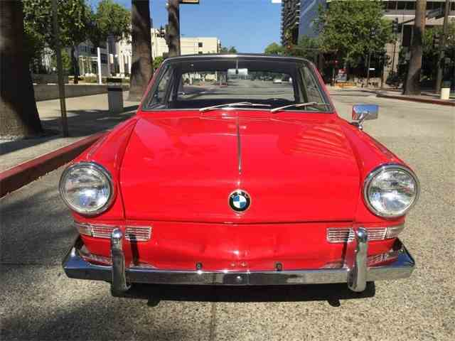 1963 BMW 700 Coupe | 999826