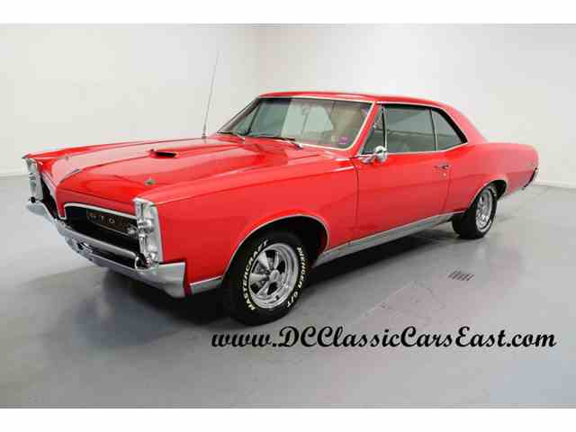 1967 Pontiac GTO | 999833