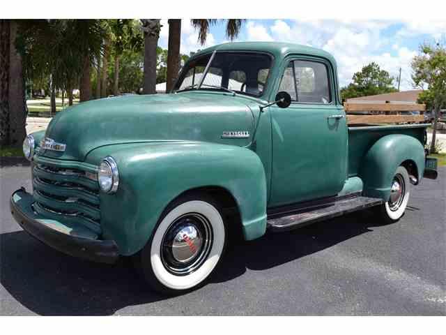 1952 Chevrolet 3100 | 999840