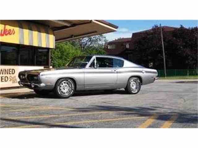 1969 Plymouth Barracuda | 999843