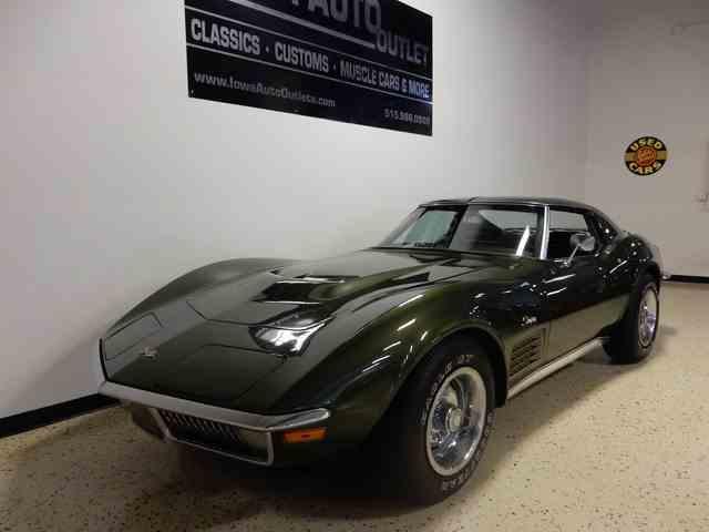 1970 Chevrolet Corvette | 999844