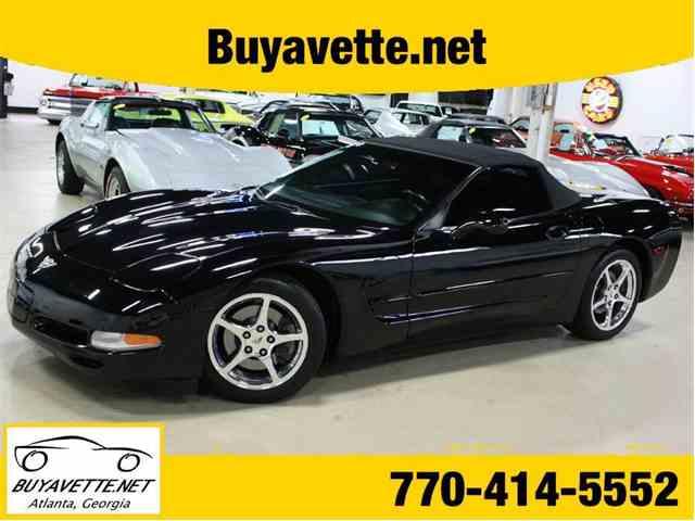 2003 Chevrolet Corvette   999847
