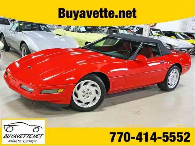 1996 Chevrolet Corvette | 999848