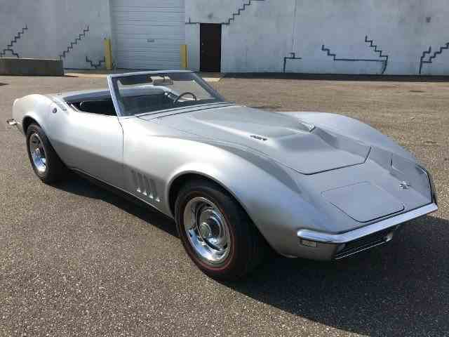 1968 Chevrolet Corvette | 999851