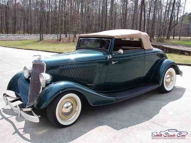 1934 Ford Roadster | 999852
