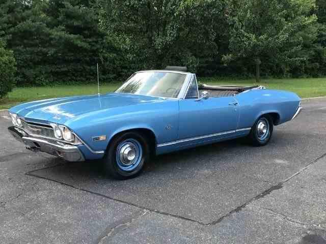 1968 Chevrolet Chevelle Malibu | 999854