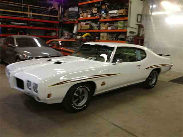 1970 Pontiac GTO (The Judge) | 999860