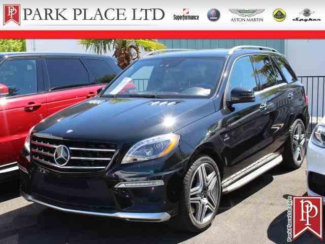 2013 Mercedes-Benz ML63 | 999864