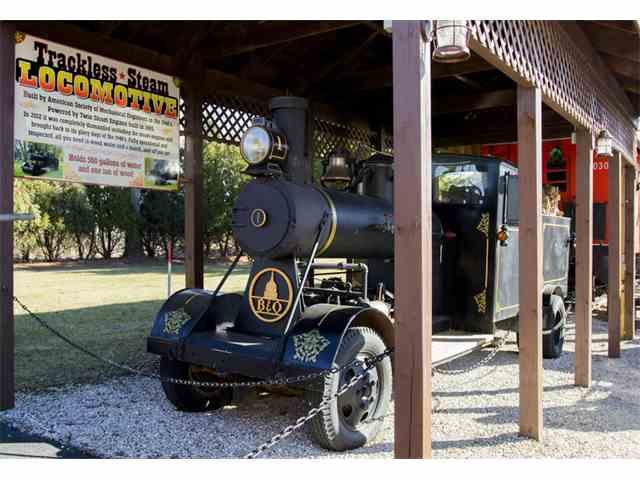 1948 Born Free Steam Road Locomotive | 999871