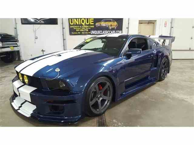 2008 Ford Roush Mustang    Track Pack | 999873