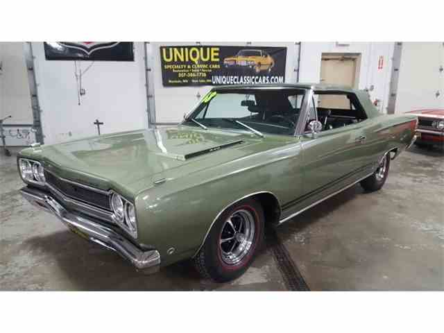 1968 Plymouth GTX    Convertible | 999874
