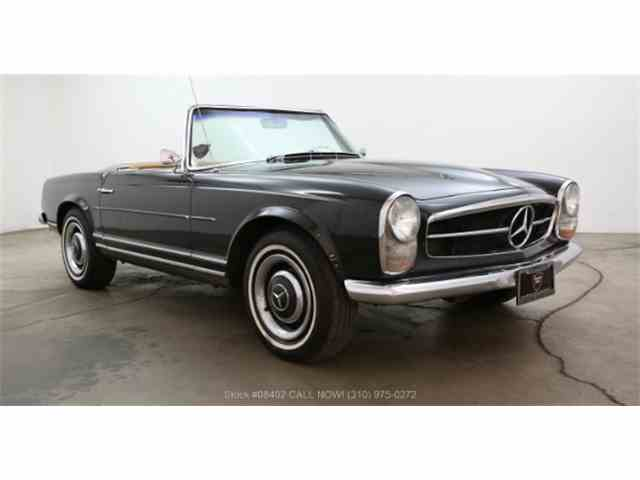 1966 Mercedes-Benz 230SL | 999881