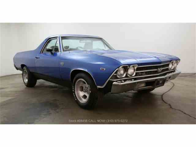 1969 Chevrolet El Camino SS 396 Big Block | 999882