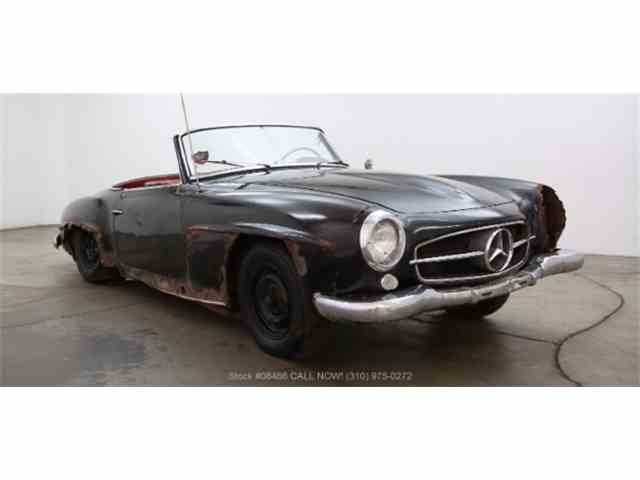 1958 Mercedes-Benz 190SL | 999883