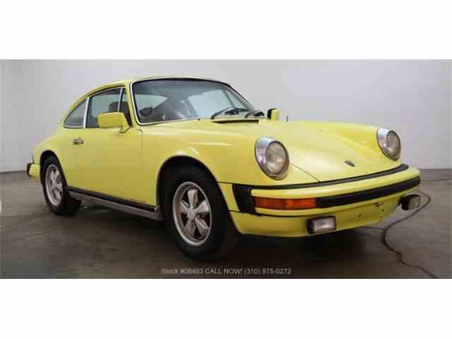 1977 Porsche 911S | 999884