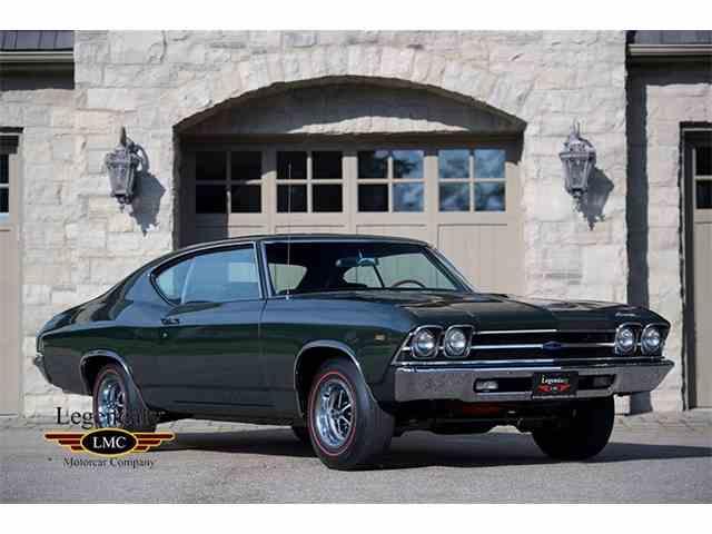 1969 Chevrolet Chevelle | 999891