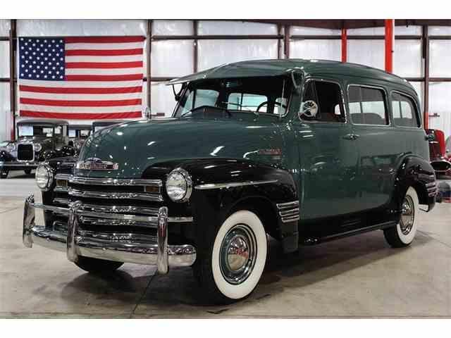 1950 Chevrolet Suburban | 999899