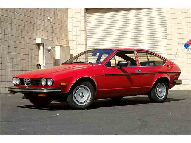 1979 Alfa Romeo 1750 GTV | 990099