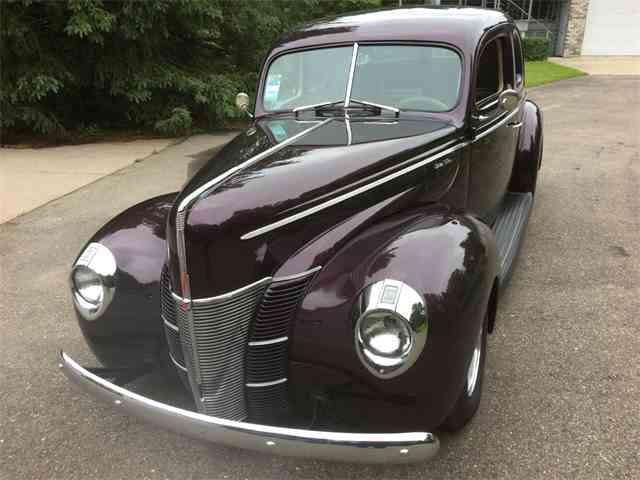 1940 Ford Custom | 999906
