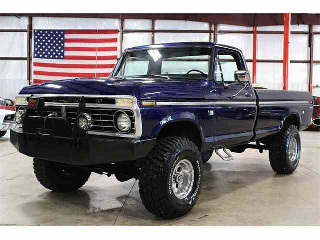 1975 Ford F100 | 999907