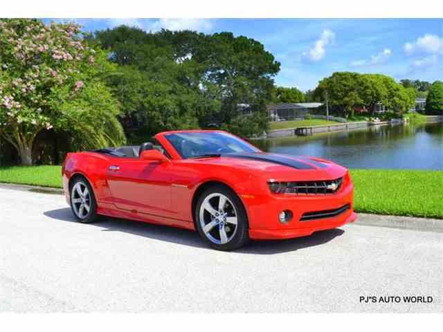2011 Chevrolet Camaro | 999910