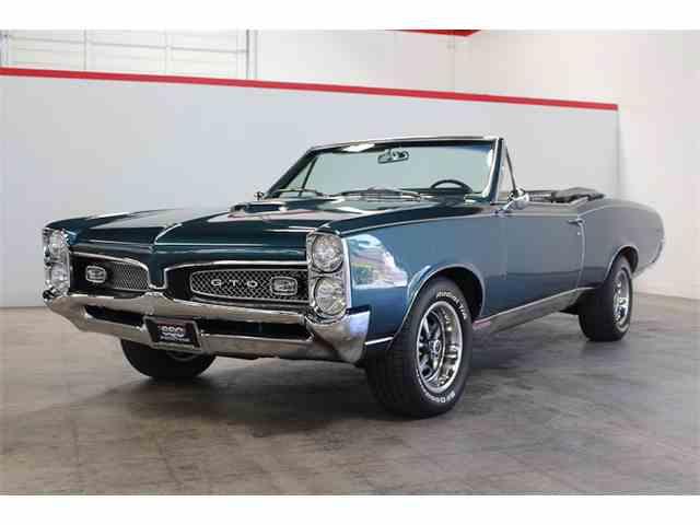 1967 Pontiac GTO | 999911