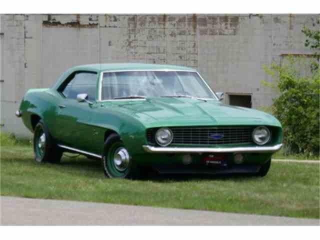 1969 Chevrolet Camaro | 999913
