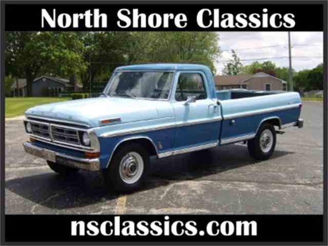 1972 Ford F250 | 999914