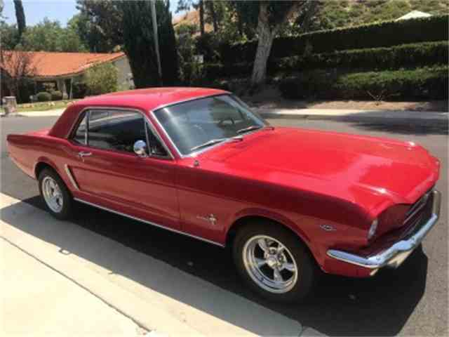 1965 Ford Mustang | 999916
