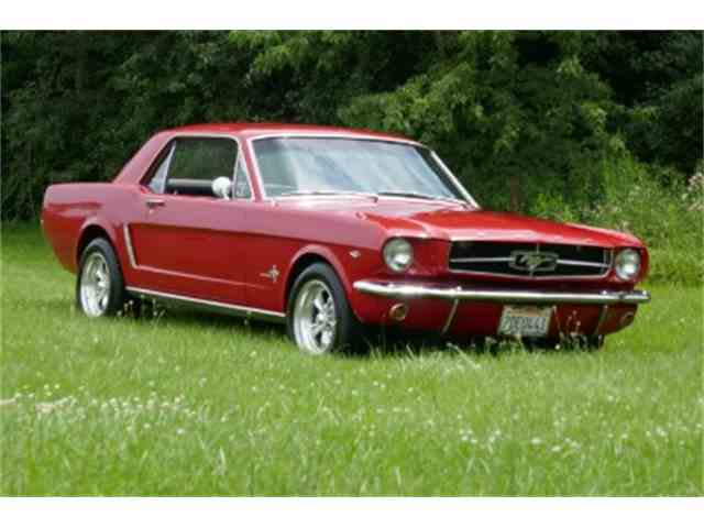1965 Ford Mustang   999916