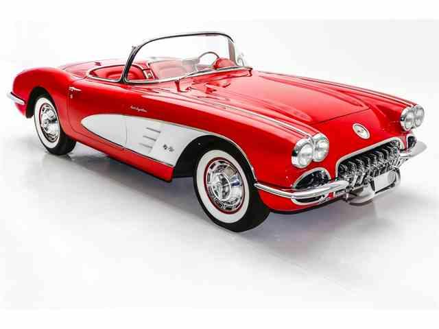 1959 Chevrolet Corvette | 999928