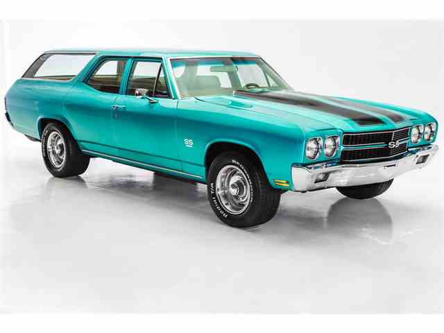 1970 Chevrolet Station Wagon | 999929