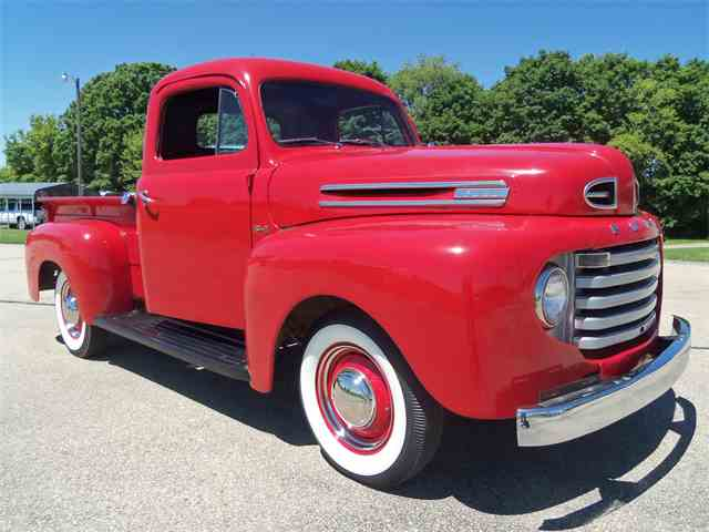 1950 Ford F1 1/2 ton Pickup | 990994