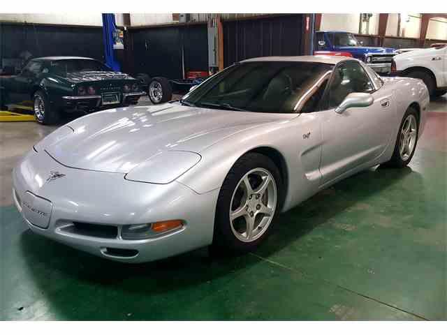 2003 Chevrolet Corvette | 999944